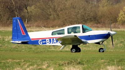G-BJAJ - Gulfstream AA-5B Tiger - Private