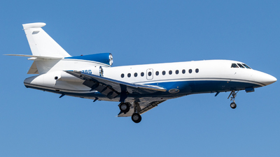 N217SG - Dassault Falcon 900EX - Private