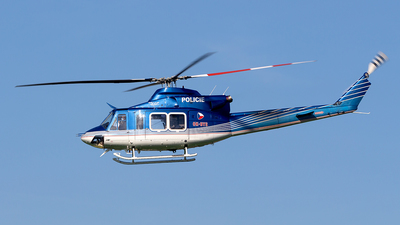 OK-BYS - Bell 412EP - Czech Republic - Police