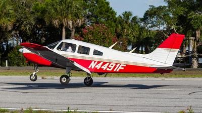 N4491F - Piper PA-28-151 Cherokee Warrior - Cirrus Aviation