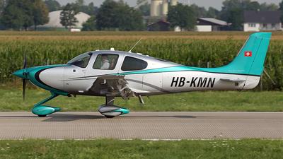 HB-KMN - Cirrus SR22 Platinum - Private