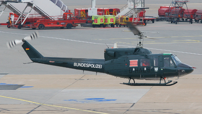 D-HALS - Bell 212 - Germany - Bundespolizei