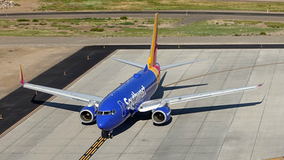 N458WN - Boeing 737-7H4 - Southwest Airlines