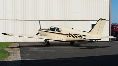 N6805P - Piper PA-24-250 Comanche - Glimns Aviation Services