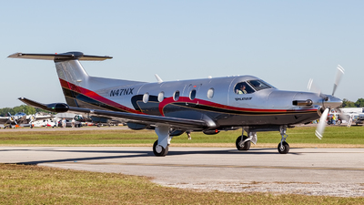 A picture of N47NX - Pilatus PC12/47E - [1116] - © Steve Smith