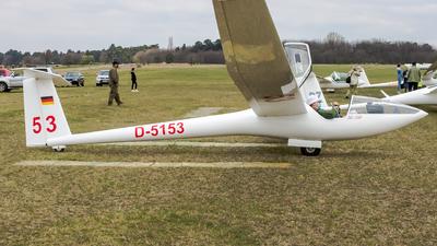 D-5153 - DG Flugzeugbau DG-200 - Private