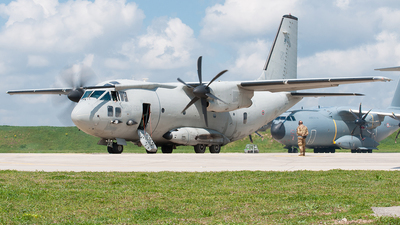 MM62216 - Alenia C-27J Spartan - Italy - Air Force