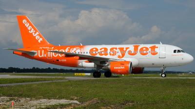 G-EZIO - Airbus A319-111 - easyJet