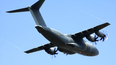A picture of EC400 - Airbus A400M - Airbus - © Michael Eaton