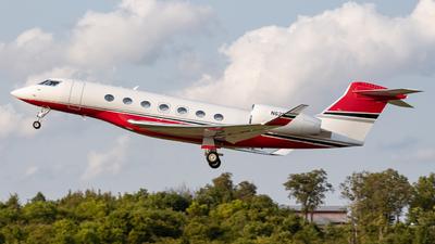 N626GD - Gulfstream G600 - Private