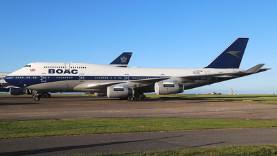 A picture of GBYGC - Boeing 747436 - [25823] - © Philipp Schuetz
