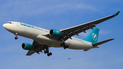 A picture of APBNE - Airbus A330202 - Serene Air - © Faraz Ali