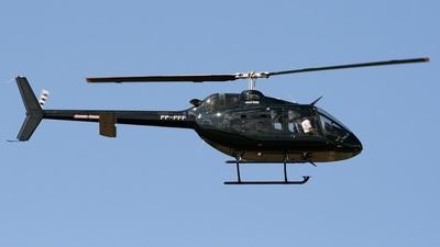 PP-PFF - Bell 505 Jet Ranger X - Private