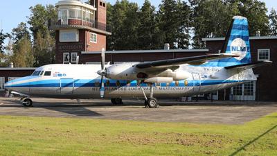PH-FHF - Fokker F27-100 Friendship - Fokker Heritage Flight