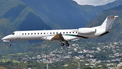 F-HESR - Embraer ERJ-145LI - Regourd Aviation
