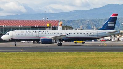 N564UW - Airbus A321-231 - US Airways