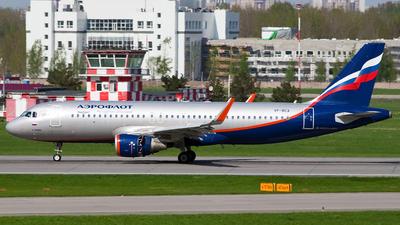 A picture of VPBCA - Airbus A320214 - Aeroflot - © Ivan Goreza