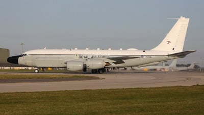 ZZ666 - Boeing RC-135W Rivet Joint - United Kingdom - Royal Air Force (RAF)