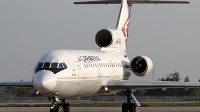 RA-42361 - Yakovlev Yak-42D - Saravia - Saratov Airlines