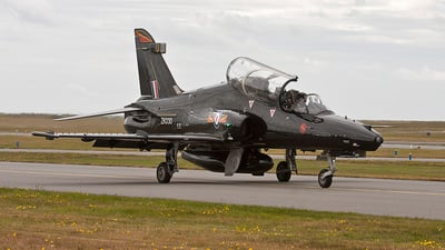 ZK030 - British Aerospace Hawk T.2 - United Kingdom - Royal Air Force (RAF)