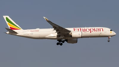 A picture of ETATY - Airbus A350941 - Ethiopian Airlines - © omkgdz