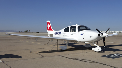 N852EF - Cirrus SR20 - European Flight Academy