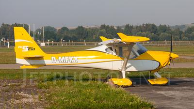 A picture of DMFKY - B & F Technik FK9 ELA - [] - © Marc Ulm