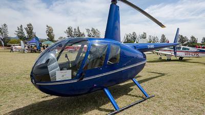 VH-NHS - Robinson R44 Raven - Private