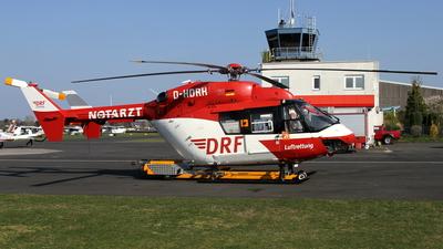 D-HDRH - MBB BK117B-2 - DRF Luftrettung