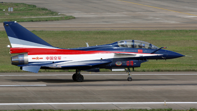 08 - Chengdu J10A - China - Air Force