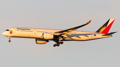 RP-C3507 - Airbus A350-941 - Philippine Airlines