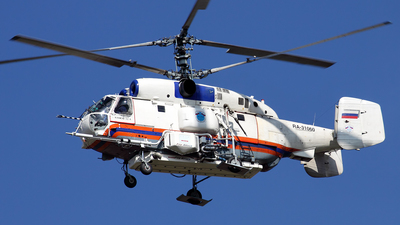 RA-31060 - Kamov Ka-32AO - Russia - Ministry for Emergency Situations (MChS)