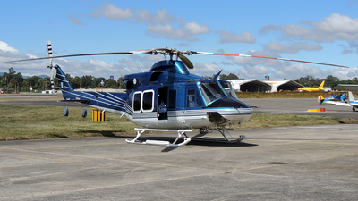 001 - Bell 412 - Guatemala - Air Force