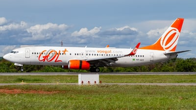 A picture of PRGUX - Boeing 7378EH - GOL Linhas Aereas - © Alessandro Iglesias