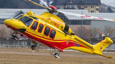 I-TNCC - Agusta-Westland AW-139 - Italy - Vigili del Fuoco