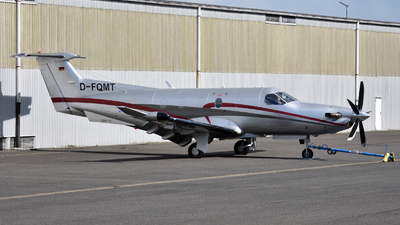 D-FQMT - Pilatus PC-12/47 - Private
