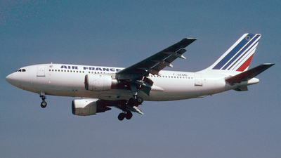 F-GEMD - Airbus A310-203 - Air France
