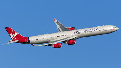 G-VFIT - Airbus A340-642 - Virgin Atlantic Airways