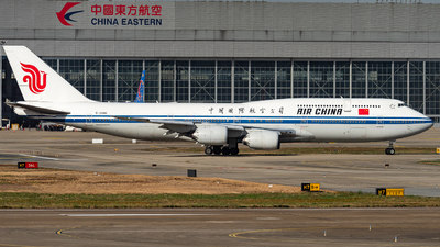 B-2486 - Boeing 747-89L - Air China