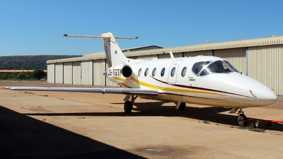 ZS-TGT - Hawker Beechcraft 400A - Private