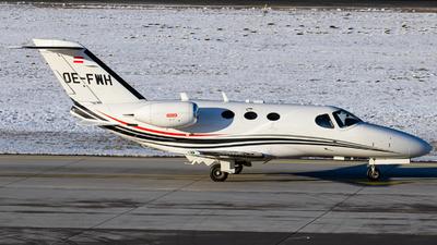 OE-FWH - Cessna 510 Citation Mustang - VIF Luftfahrtgesellschaft