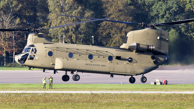 14-08166 - Boeing CH-47F Chinook - United States - US Army
