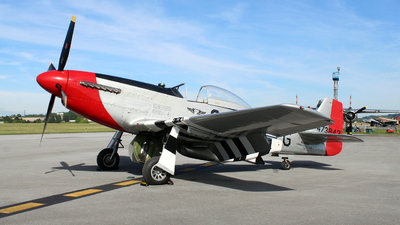 NL10601 - North American P-51D Mustang - Commemorative Air Force