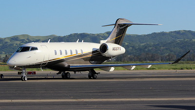 N597FX - Bombardier BD-100-1A10 Challenger 350 - Flexjet