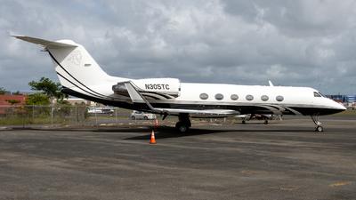 N305TC - Gulfstream G-IV - Private