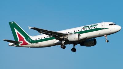 A picture of IBIKO - Airbus A320214 - Alitalia - © Matei Dascalu - RomeAviationSpotters