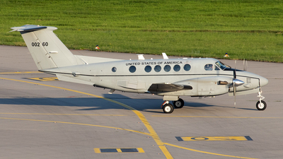 10-00260 - Beechcraft C-12V Huron - United States - US Air Force (USAF)