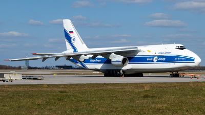 A picture of RA82045 - Antonov An124 - VolgaDnepr Airlines - © Paul Kalbitz