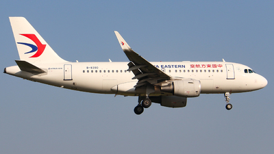 A picture of B8390 - Airbus A319115 - China Eastern Airlines - © Li Ruixiang