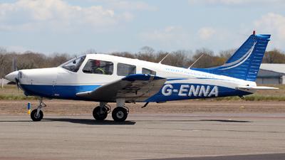 G-ENNA - Piper PA-28-161 Warrior II - Falcon Aero